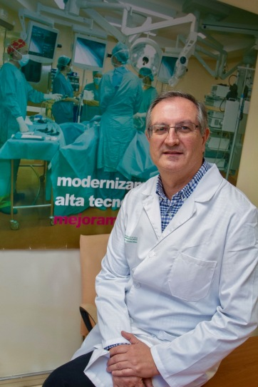 Reportaje sobre cirugía ginecología y sobre la unidad de mama